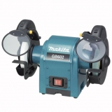 Dvoukotoučová bruska 150mm, 250W Makita GB602